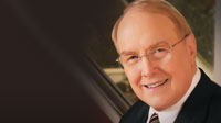 Dr. James Dobson's Family Talk specials:  featuring Greg Laurie, Hope for Hurting Hearts